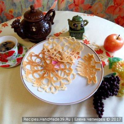 Кружевные блины – пошаговый кулинарный рецепт с фото