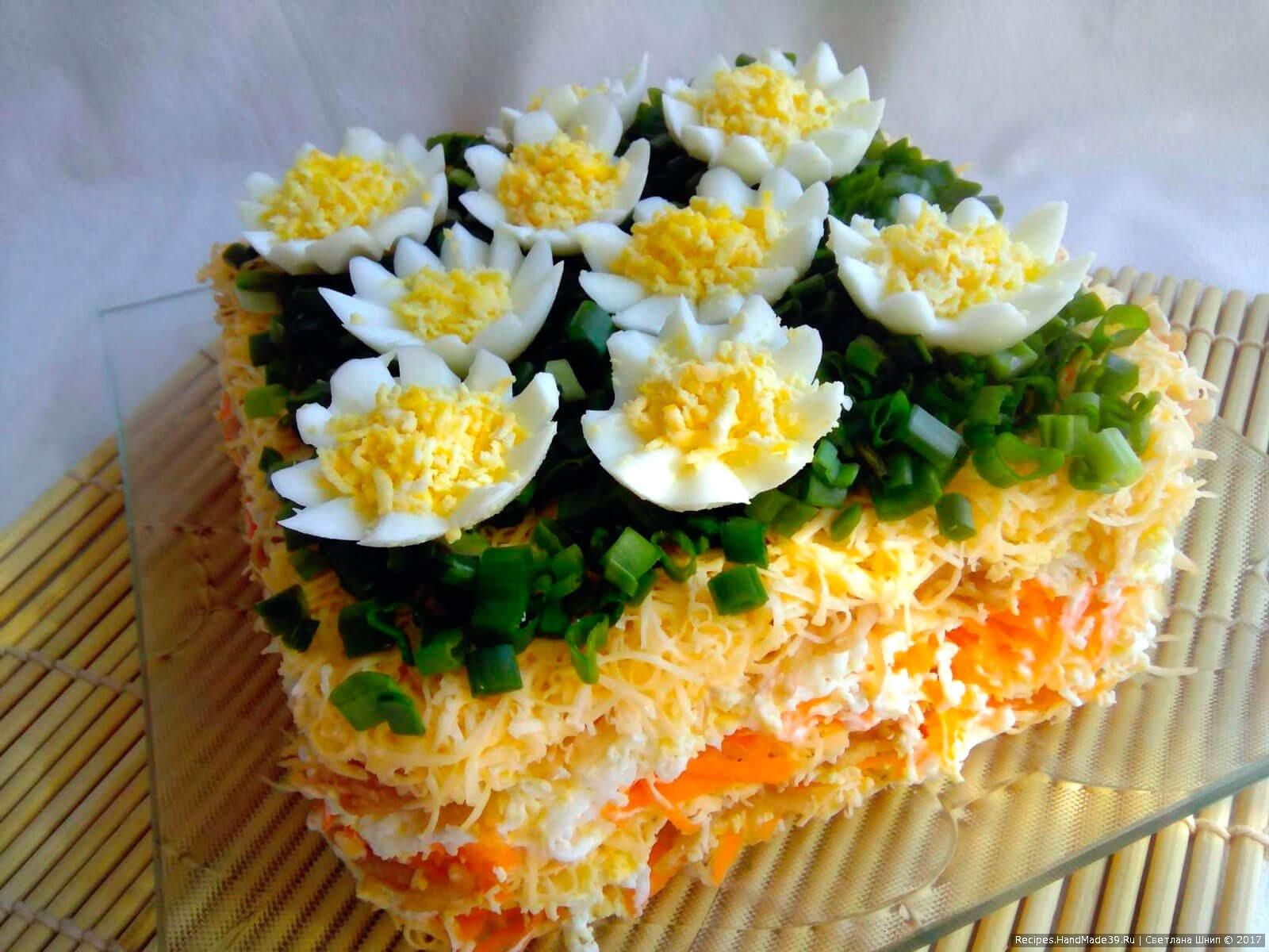 Салат «Оранж»