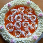 Торт «Летний вечер»