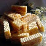 Печенье «Союзное» с вафельными коржами