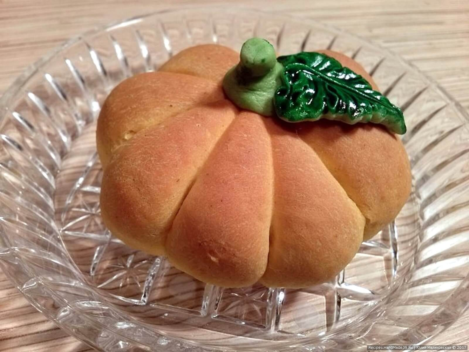 Как испечь булочки с тыквой – пошаговый кулинарный рецепт с фото и видео