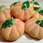 Дрожжевые булочки «Тыквочки»