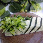 Сырный еврейский салат «Белочка»