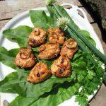 Куриный шашлык с соевым соусом «Зной Востока»