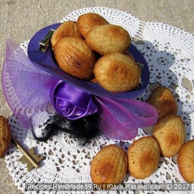 Бисквитное печенье – пошаговый кулинарный рецепт с фото