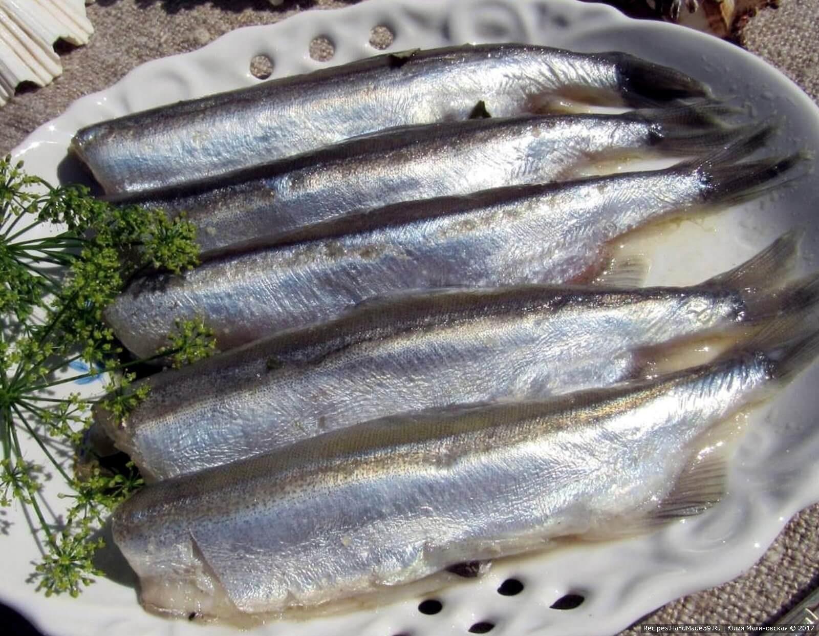 Получается очень вкусная рыбка. Приятного аппетита!