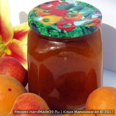Варенье из абрикосов с кокосом сохранит тёплые воспоминания о лете, приятного аппетита!