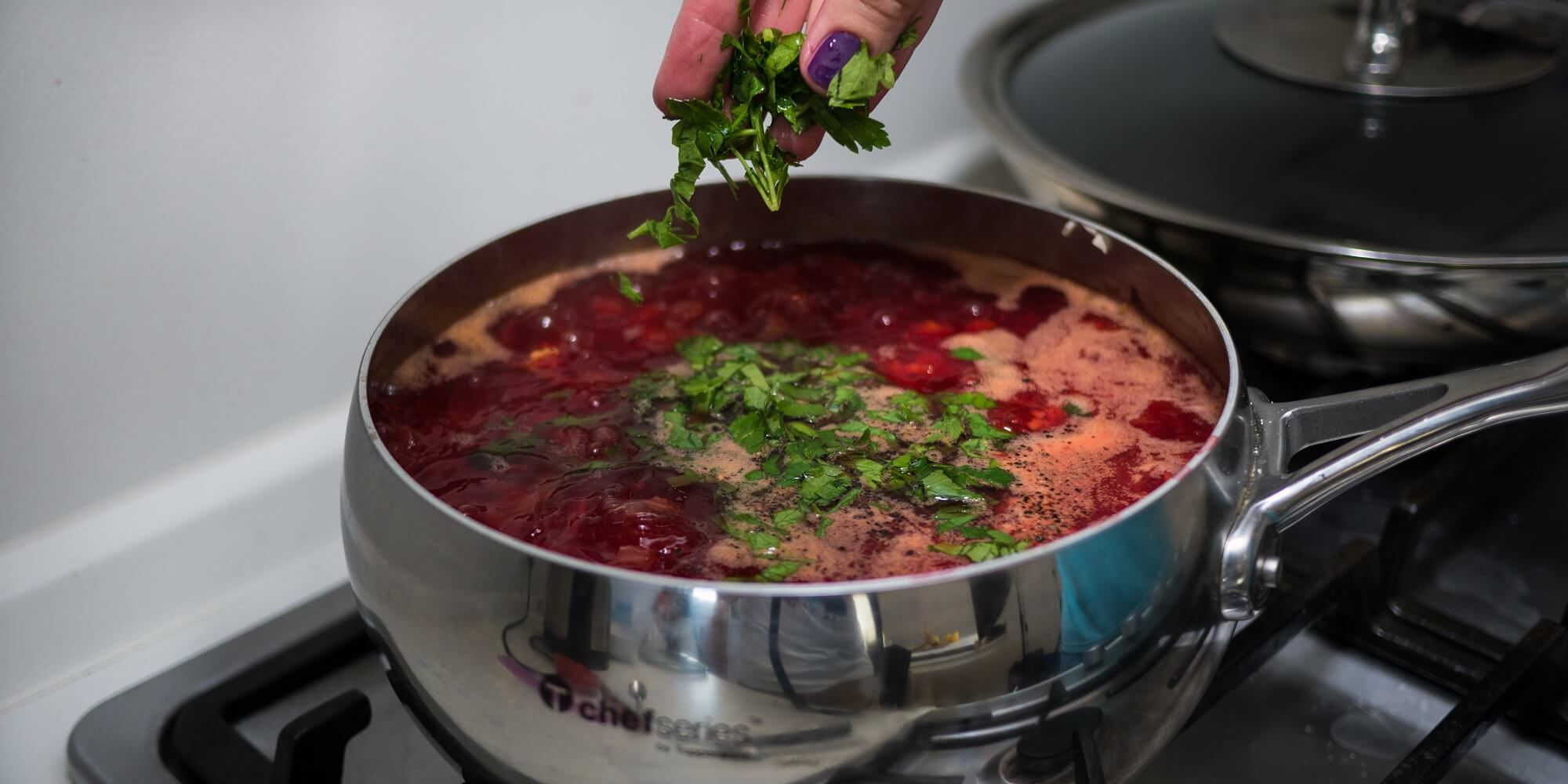 Как сварить борщ с курицей рецепт с пошагово