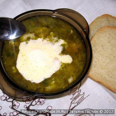 Рассольник по-буковински – пошаговый кулинарный рецепт с фото