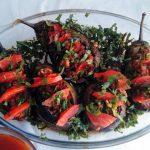 Карныярык – баклажаны по-турецки, фаршированные мясом