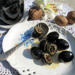 «Королевское» варенье из зелёных грецких орехов