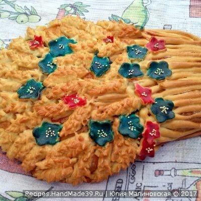 Домашний хлеб с курагой в духовке – пошаговый рецепт с фото