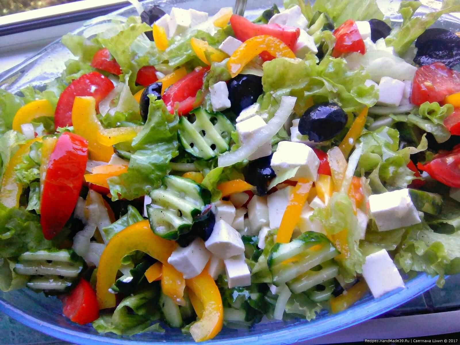 как готовить греческий салат рецепт с фото буквальном смысле меняет