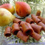 Яблочно-грушевая пастила – классический рецепт
