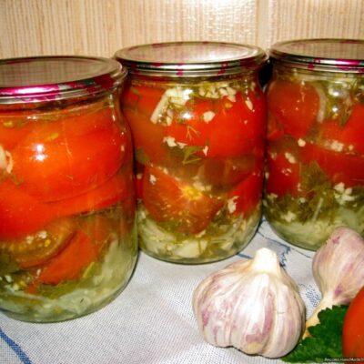 Маринованные помидоры по-польски – пошаговый кулинарный рецепт с фото