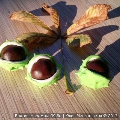 Домашние конфеты «Каштаны» – пошаговый кулинарный рецепт с фото