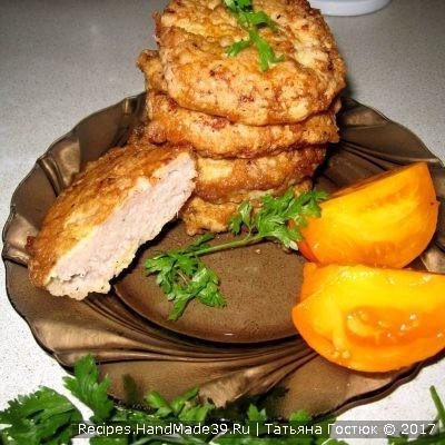 Ленивые отбивные из свинины – пошаговый кулинарный рецепт с фото