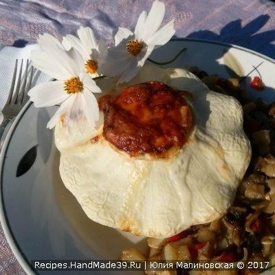 Жюльен из грибов – пошаговый кулинарный рецепт с фото