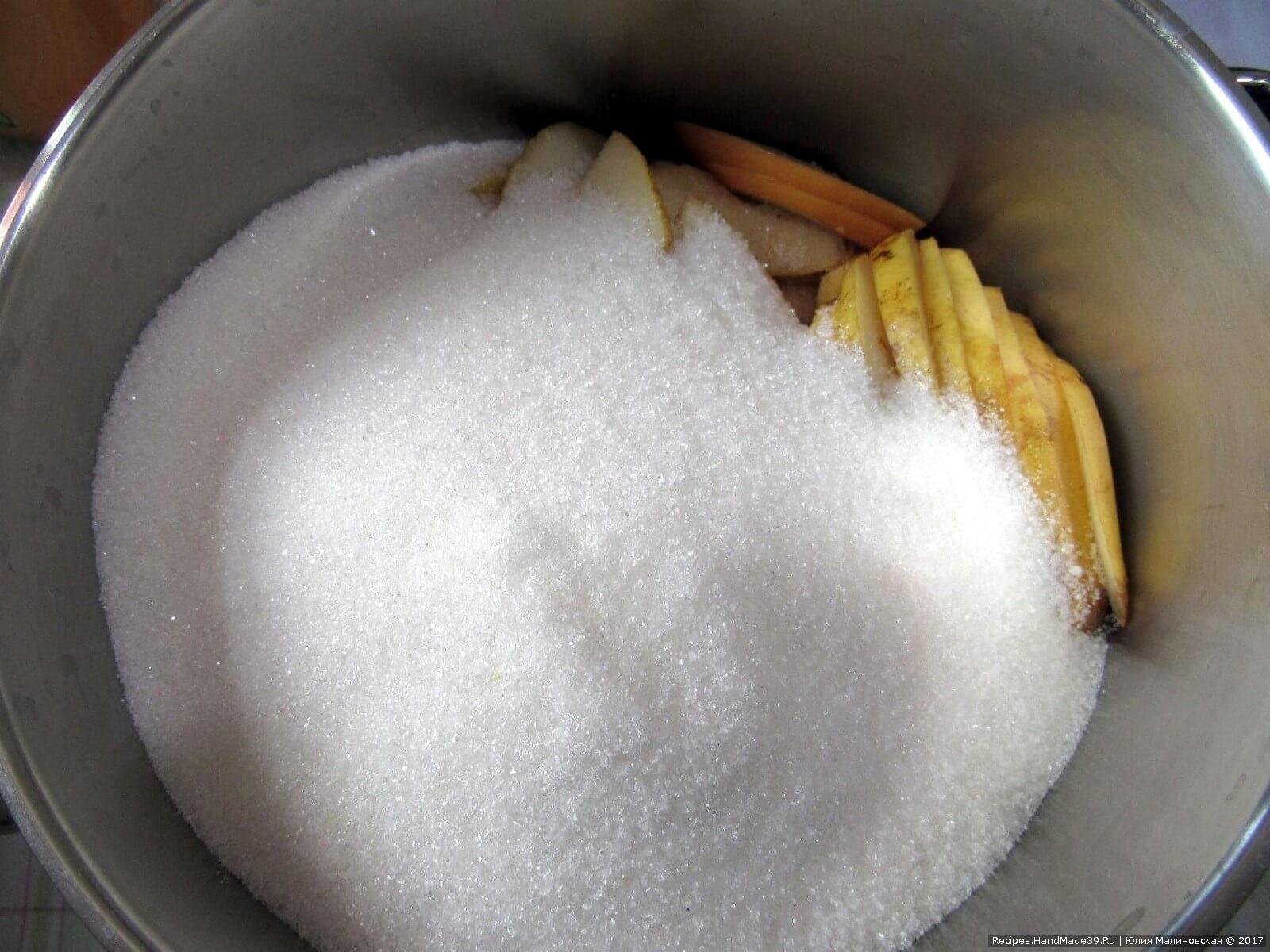 Грушевое варенье с маком рецепт пошагово