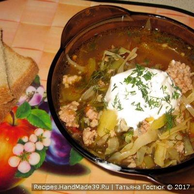 Суп по-чехословацки – пошаговый кулинарный рецепт с фото