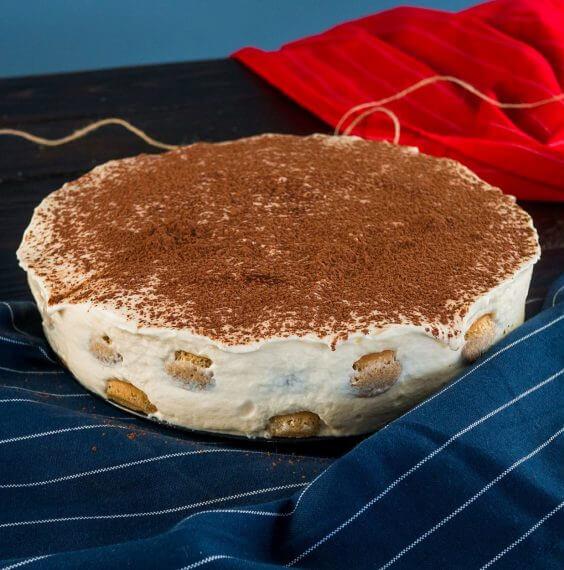 Рецепт торт тирамису в домашних условиях без  939