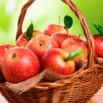 21 октября – День яблока в Великобритании