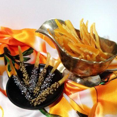 Цукаты из апельсинов – пошаговый кулинарный рецепт с фото