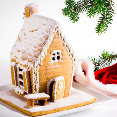 Пряничный домик с глазурью – пошаговый рецепт с фото и схемой выпечки. Простой и понятный рецепт пряничного домика. Советы, как проще испечь пряничный домик