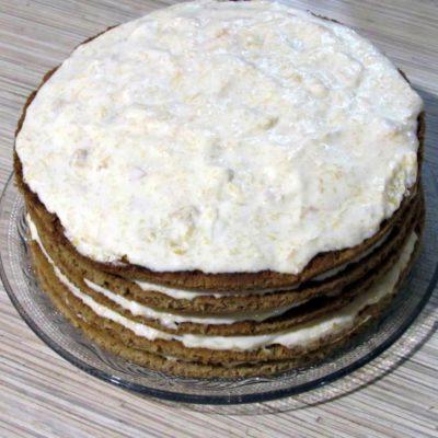 Собрать торт