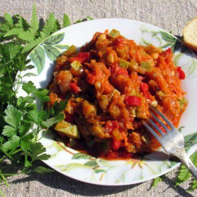Диетическое соте из овощей – пошаговый кулинарный рецепт с фото