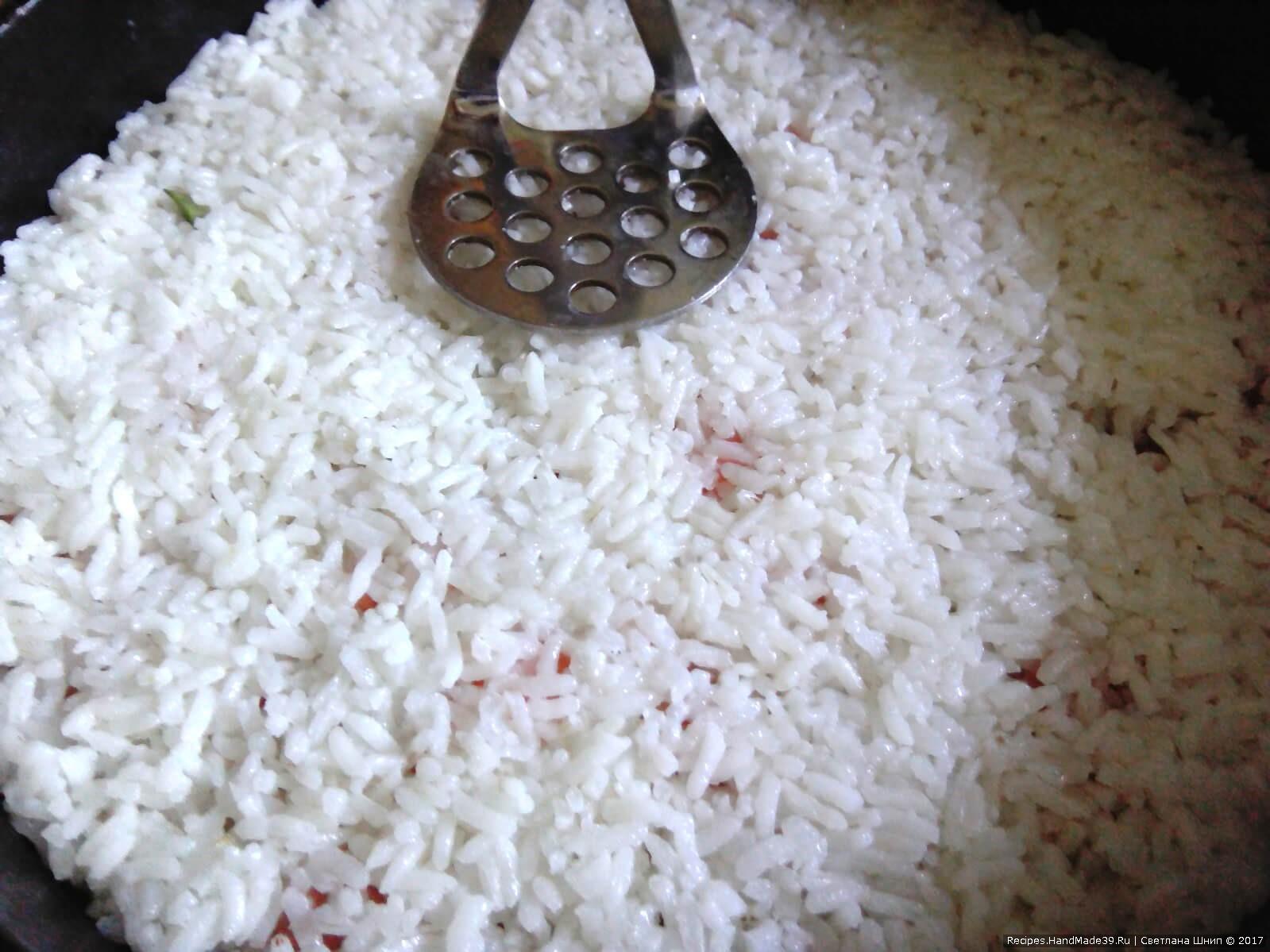 Слой 1/3 риса