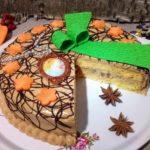Морковный торт «Дачница»