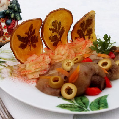 Картофельные чипсы с зеленью дома – пошаговый кулинарный рецепт с фото