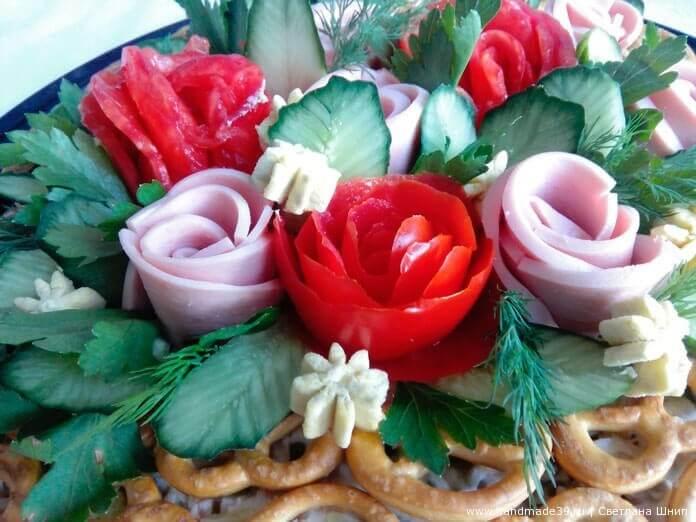 Салат «Оливье» в корзинке – пошаговый кулинарный рецепт с фото. Приятного аппетита!