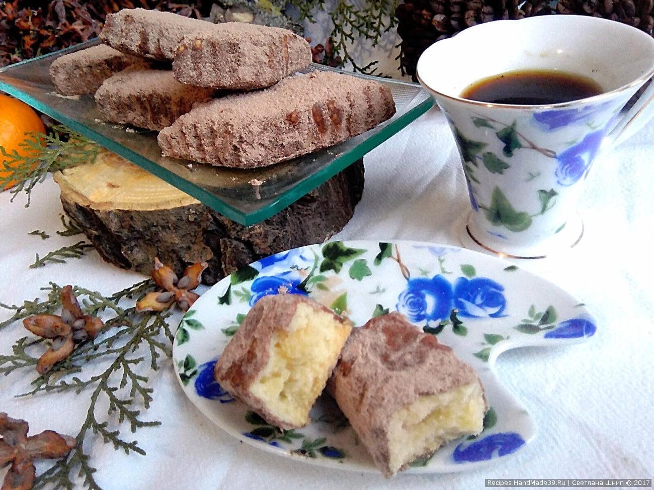 Песочное печенье «Помадка»