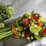 Салат-букет