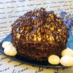 Торт «Трюфель с меренгой»