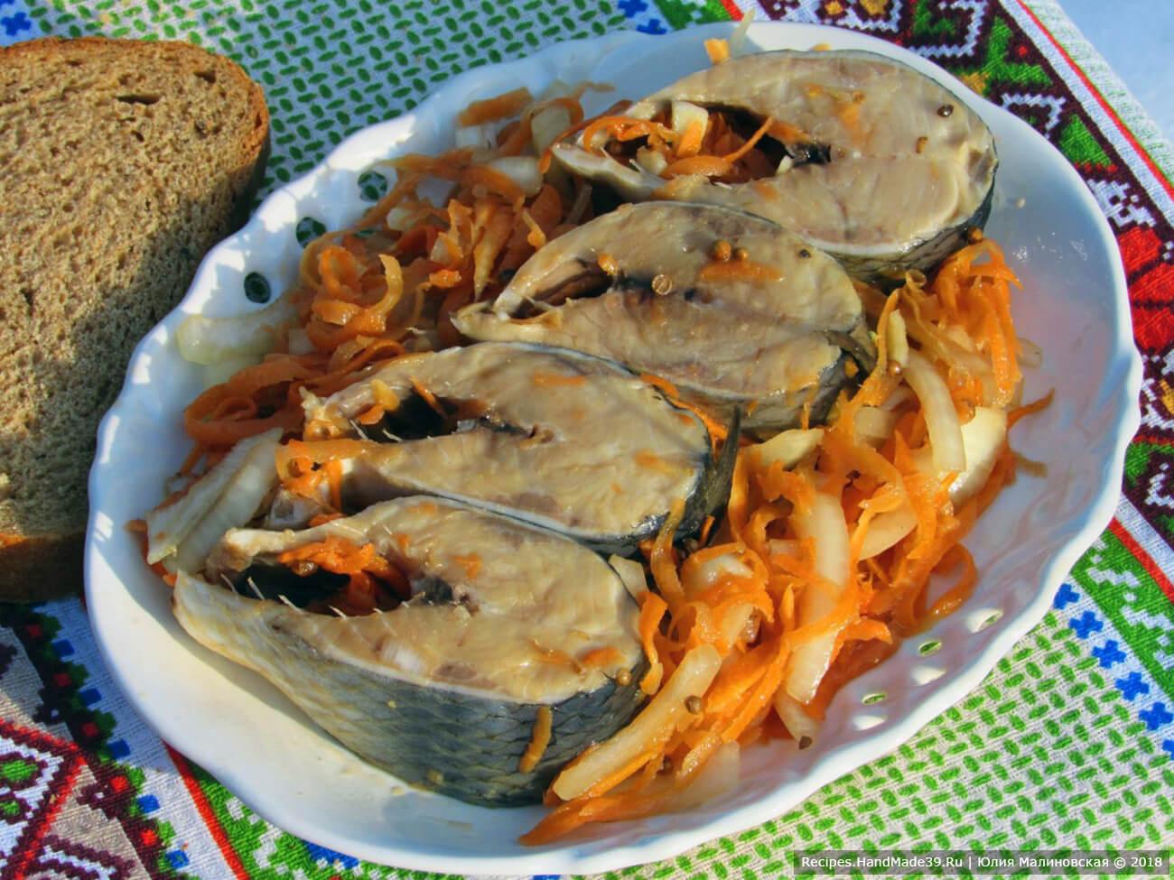 Хе из сельди (маринованная сельдь по-корейски) – пошаговый рецепт с фото