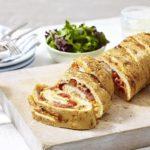 Стромболи – пицца-рулет