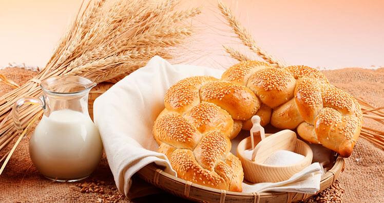 Праздник Хлеба и Молока в Калининграде