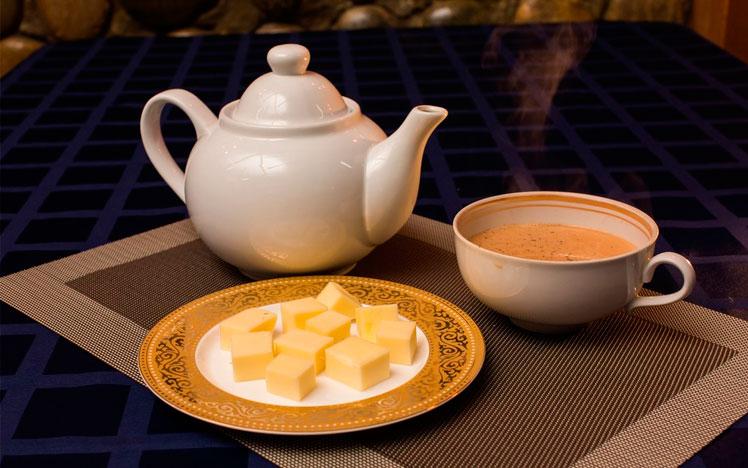 День калмыцкого чая