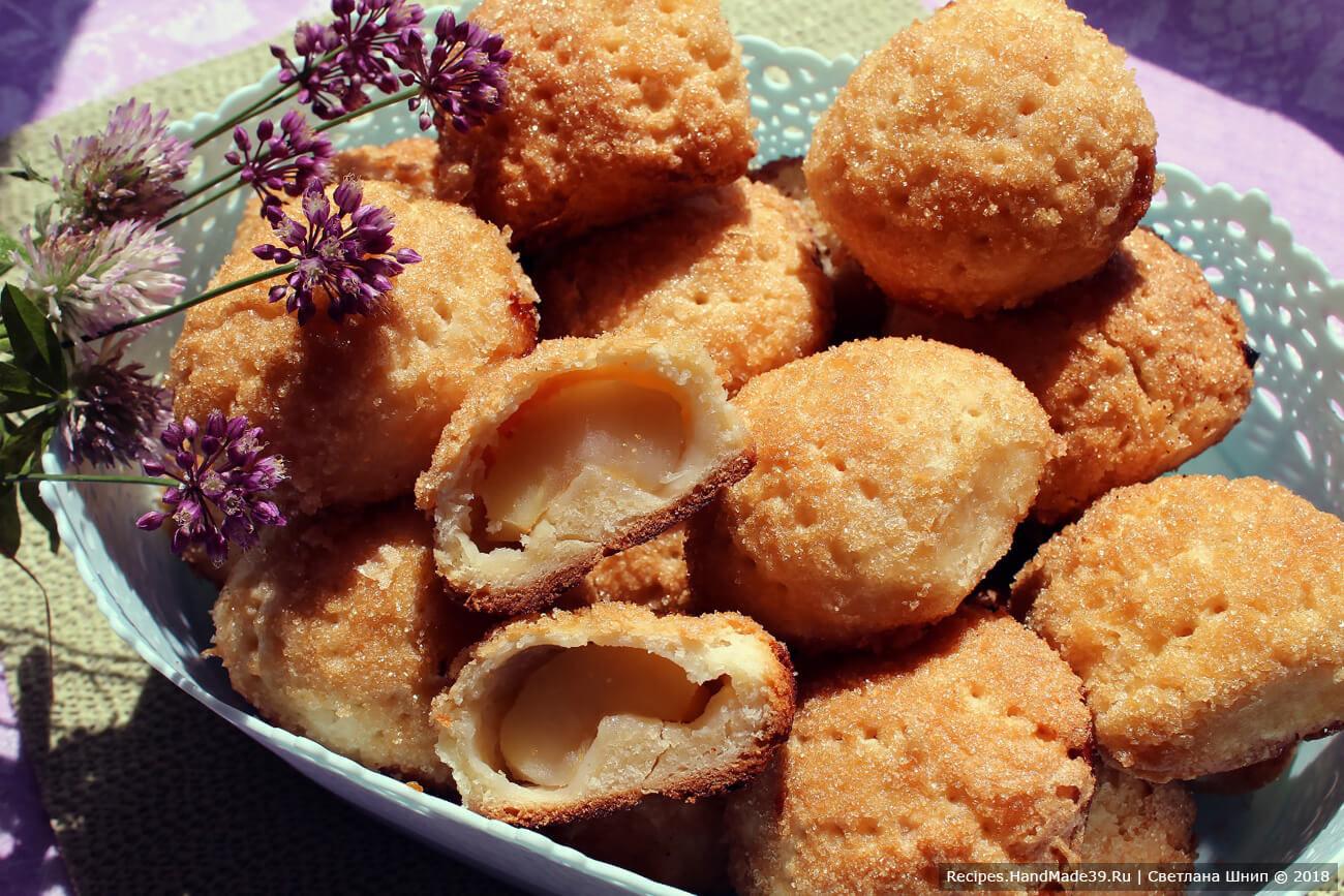 Печенье «Румяные щёчки» с яблоком