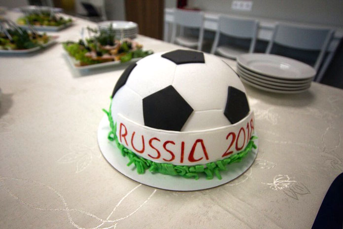 Welcome Foodball Cup. Фото Клопс