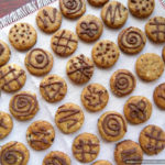Имбирное печенье с курагой, черносливом и апельсиновой цедрой