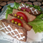 Мясной хлеб по-рязански
