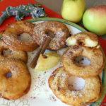 Яблочные фриттеры