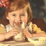 Что ели дети в 1958 году