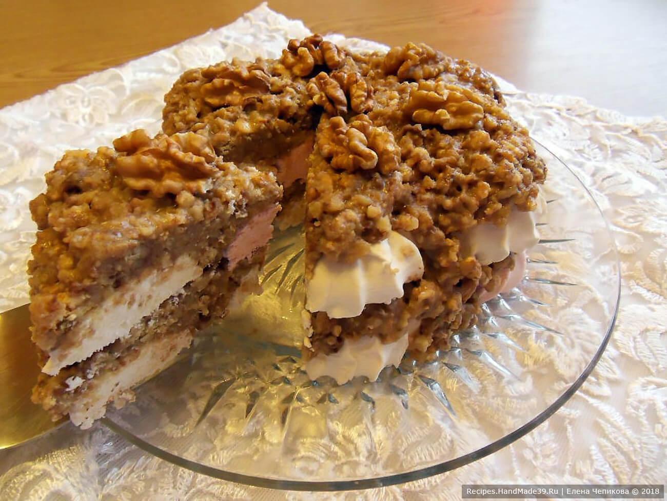 торт из зефира без выпечки с фото прессе впервые появляется