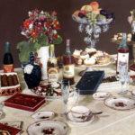 Новогодний стол в Советском Союзе: рекомендации 1980 года