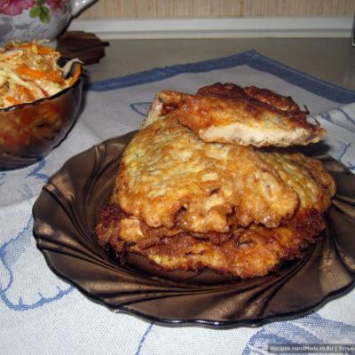 Классические свиные отбивные в кляре – пошаговый кулинарный рецепт с фото